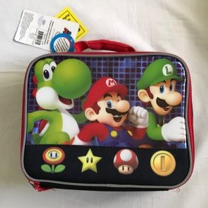 Other - Super Mario Lunchbox